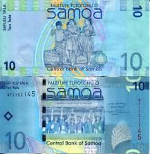 Samoa 10 Tala