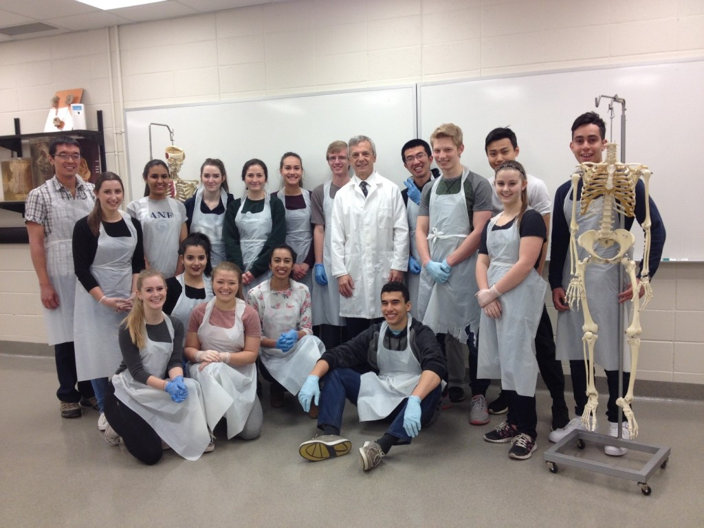 High School Students Get Amazing Hands On Learning At