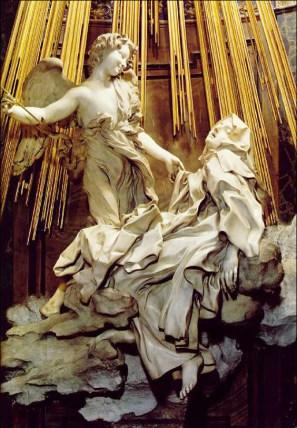 Bernini St Teresa