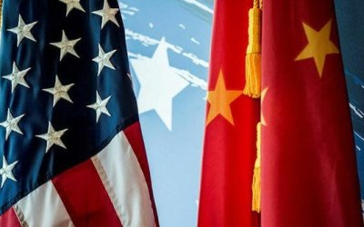 The U.S.A. and China moving forward