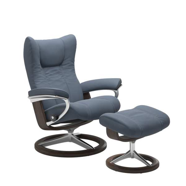 Wing Signature Stressless Recliner