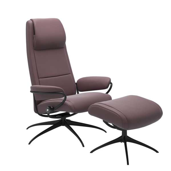High Back Stressless Paris Chair