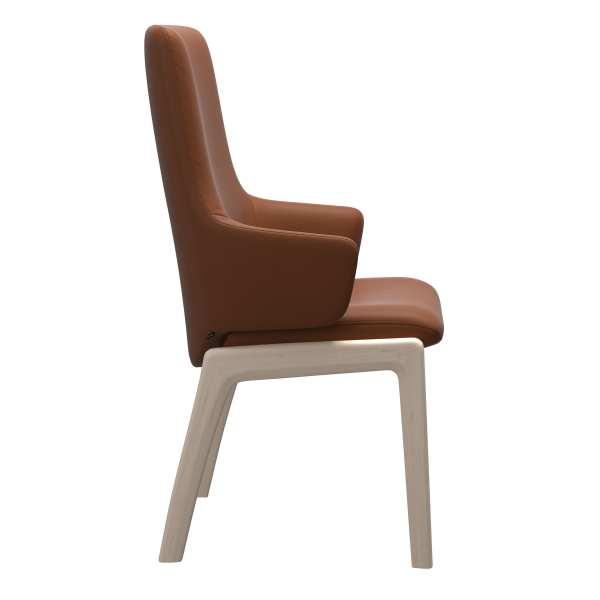Laurel High Back D100 Stressless Dining Chair 2