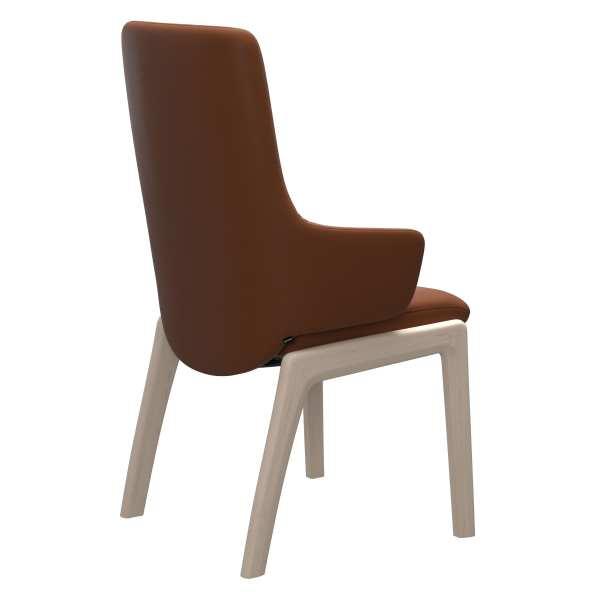 Laurel High Back D100 Stressless Dining Chair 1
