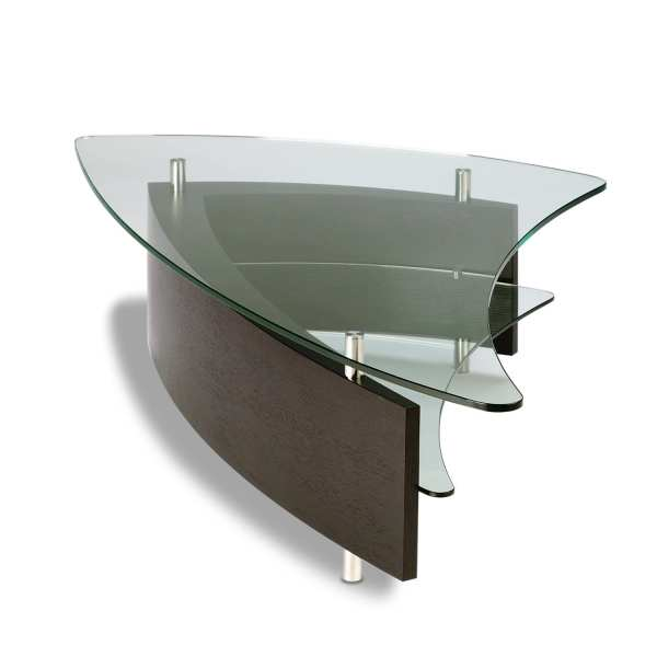 Fin 1106 Modern Glass Coffee Table ES