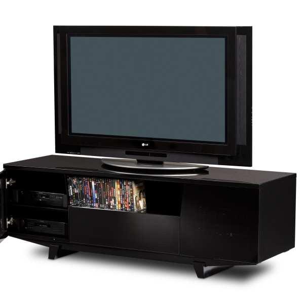 Marina 8729-2 Media TV Cabinet Black 3