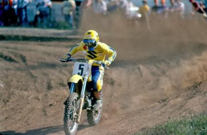 Mark Barnett - Suzuki Motocross - barnett-002