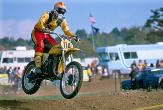 Gerrit Wolsink - Suzuki Motocross - wolsink-002