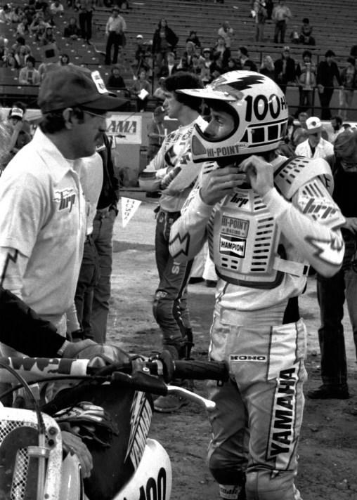 Bob Hannah - Yamaha Motocross - hannah-021