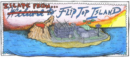 Escape from Flip Top Island