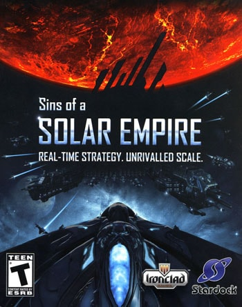 Sins of a Solar Empire Torrent Download