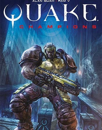 Quake Champions Torrent Download