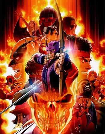 Ultimate Marvel vs. Capcom 3 Torrent Download