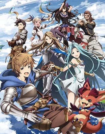 Granblue Fantasy Versus Torrent Download
