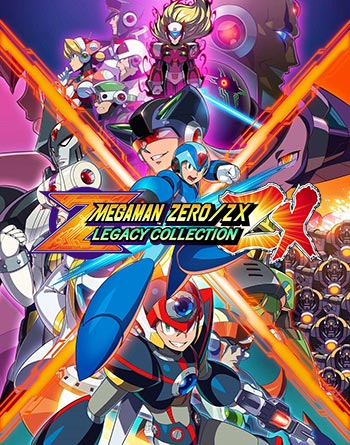 Mega Man ZeroZX Legacy Collection Torrent Download