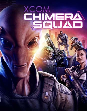 XCOM Chimera Squad Torrent Download