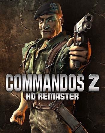 Commandos 2: HD Remaster Torrent Download
