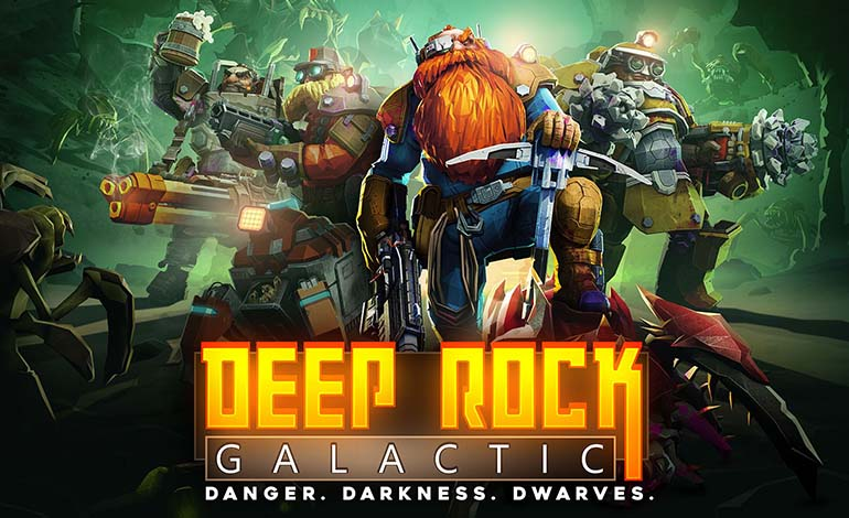Deep Rock Galactic Feature Image - Robgamers.com