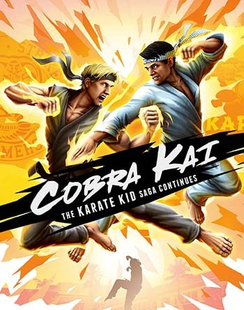 Cobra Kai: The Karate Kid Saga Continues Torrent Download