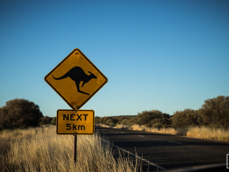 Australia  [Sydney + Uluru]