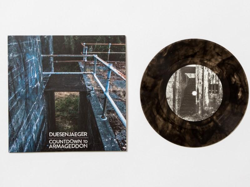 Countdown to Armageddon / Duesenjaeger split EP