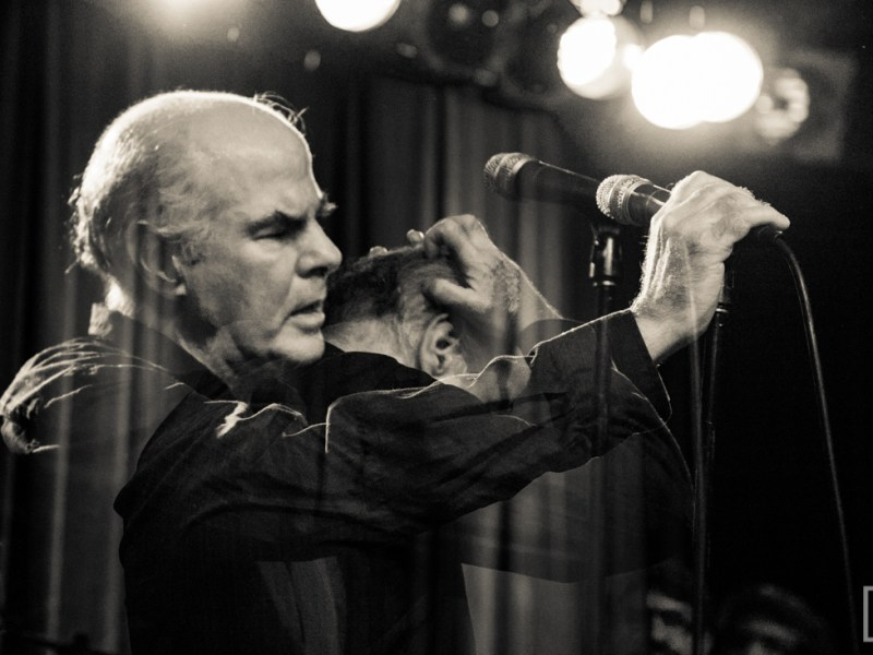 The Flesh Eaters + Mudhoney live at Neumos 1.12.2015