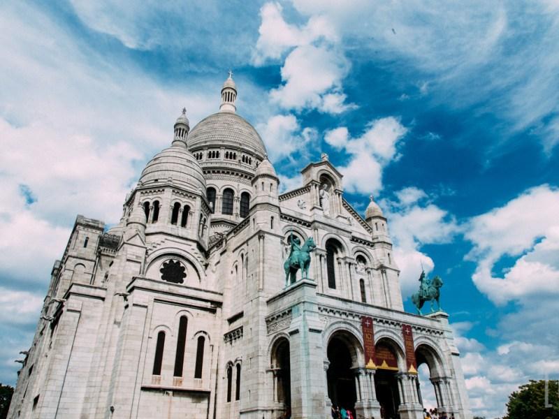 Paris – Cimetière du Montparnasse, Basilique du Sacré-Cœur, Musée du Louvre, Tour Eiffel