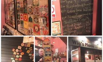 Review: Wigs Place Micro Pub – High Spen