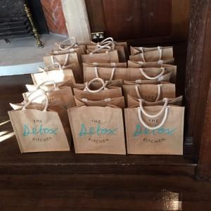 Detox Kitchen Goodie Bags