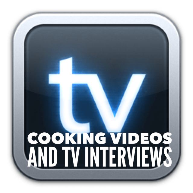 Cookery videos