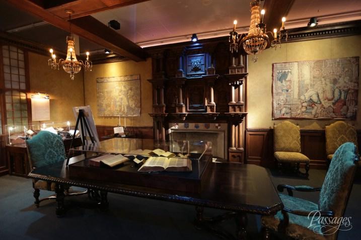 King James Chamber Room