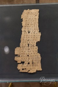 P39, one of the earliest known texts of John