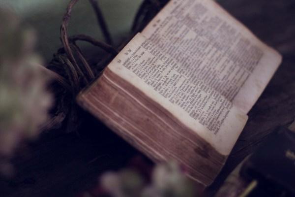 Bible | Robhoskins.com