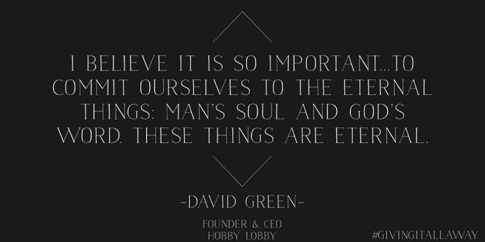 5_Things_I've_learned_from David_Green_These_Are_Eternal