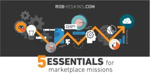 5 Essentials for Marketplace Missions OneHope