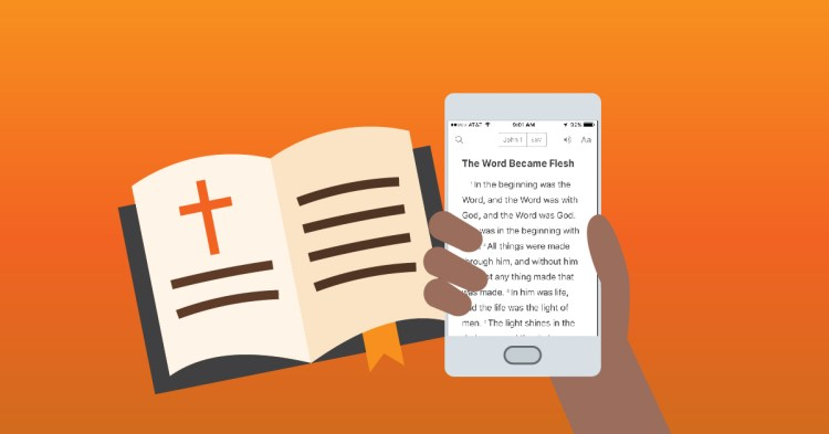 How many teens are really reading the Bible?