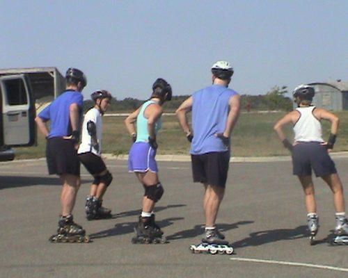 Learn to Inline Skate Minnesota