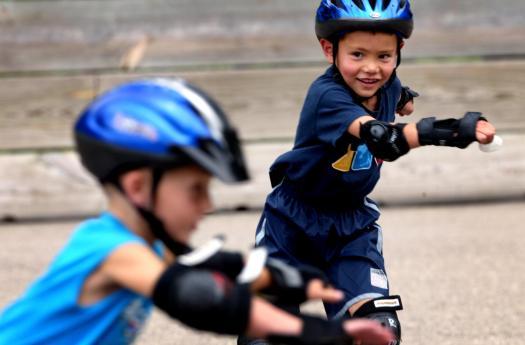 Robichon's Edina Kids Inline Skate Camp