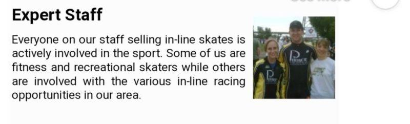 Pierce Skate Team