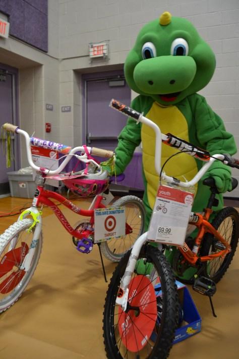 Win a bike at Lil' Iguana Family Fun Day!