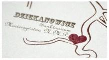 Zaproszenia ślubne z motywem obrazów Celnika Rousseau