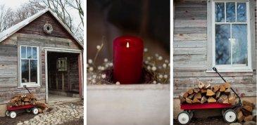 Zimowa inspiracja - Robimy Śluby