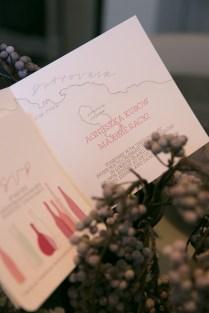 Stylowe zaproszenia ślubne z mapką