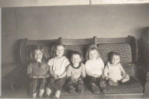 Munsey Family 1960