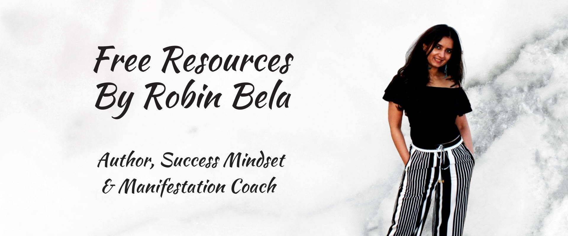 Free Resources by Robin Bela