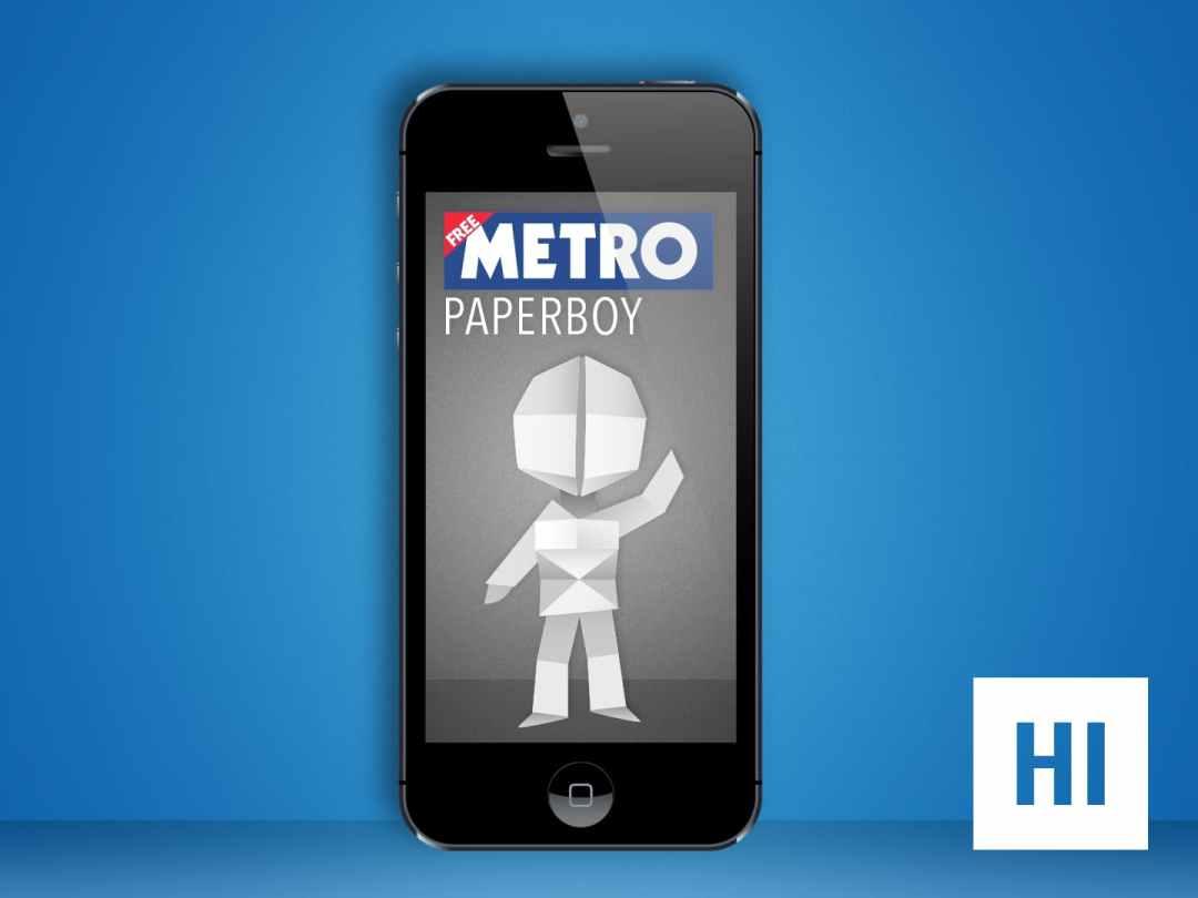 Paperboy – Metro