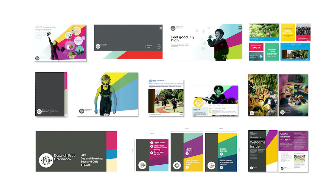 Dulwich Prep Branded Applications