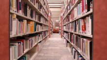 Image: Steaci Library by Raysonho@Open Grid Scheduler, Wikimedia Commons