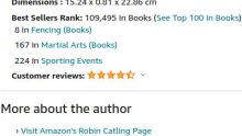 Amazon Top Ten Ranking