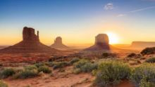 Changing Point of View: Arizona Landscape